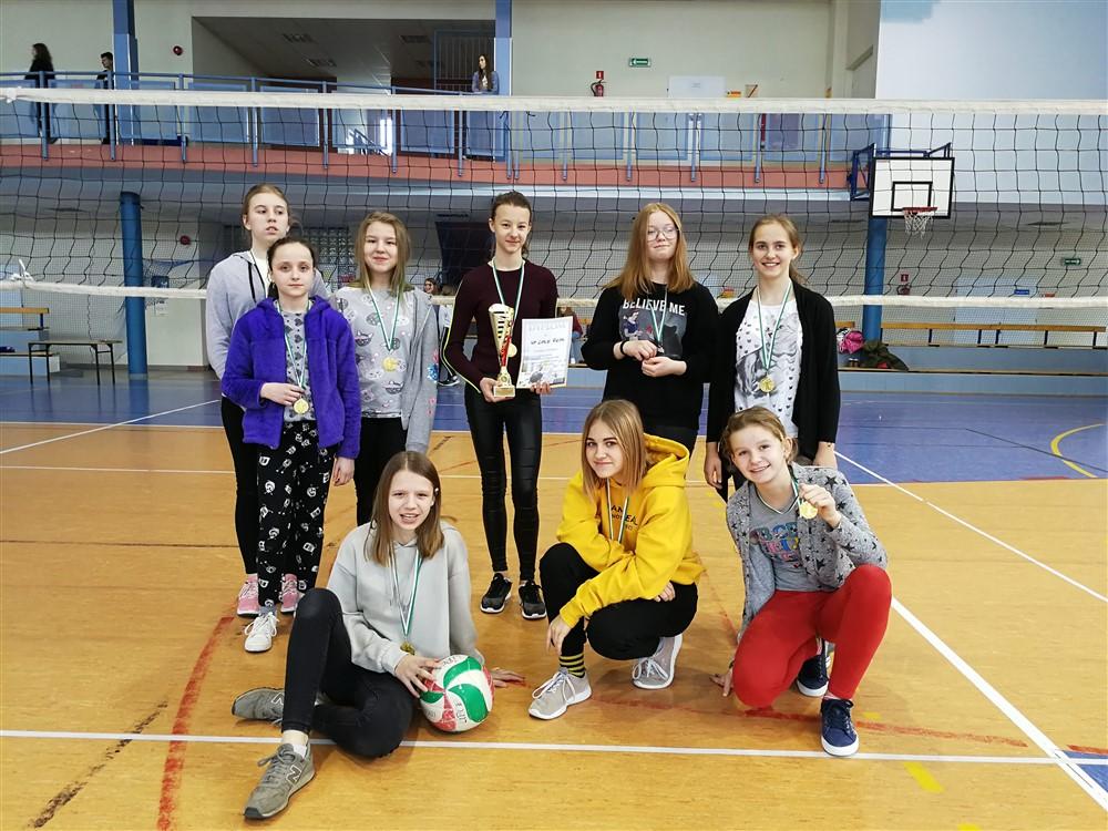 Igrzyska Dzieci - I miejsce w Mistrzostwach Powiatu