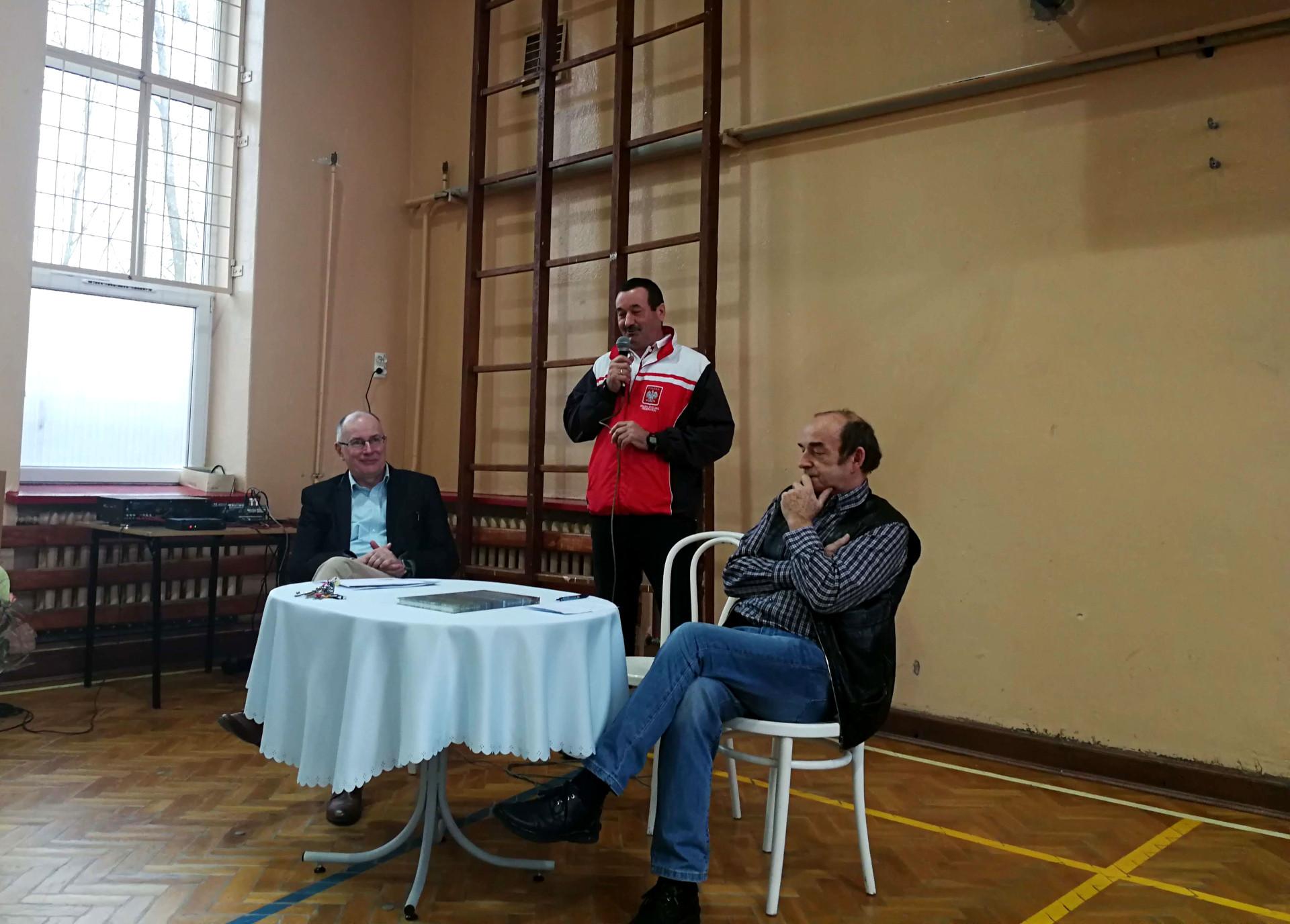 Spotkanie z mistrzem - Jerzy Świnoga