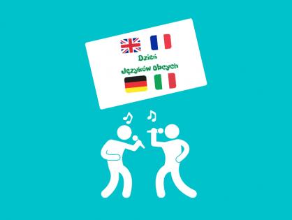 Dzień Języków Obcych – FESTIWAL PIOSENKI ANGLOJĘZYCZNEJ
