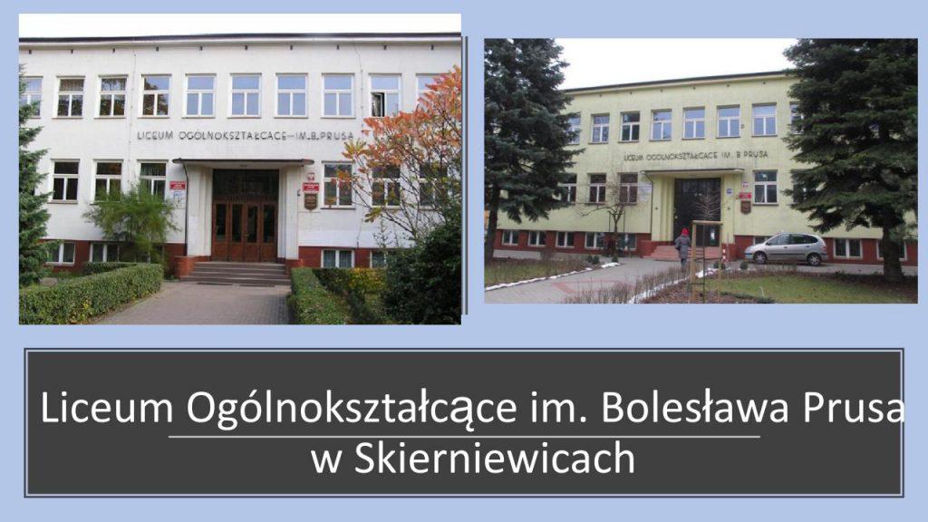 Liceum B. Prusa w Skierniewicach