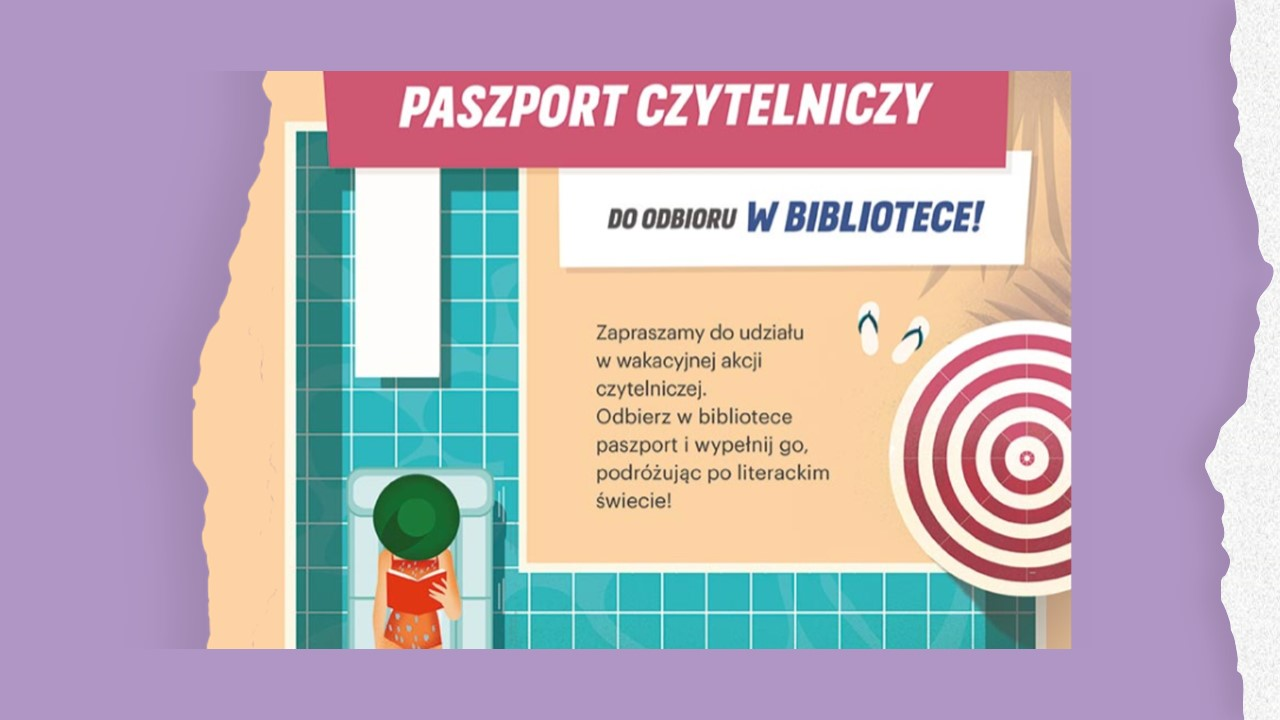 Paszport czytelniczy
