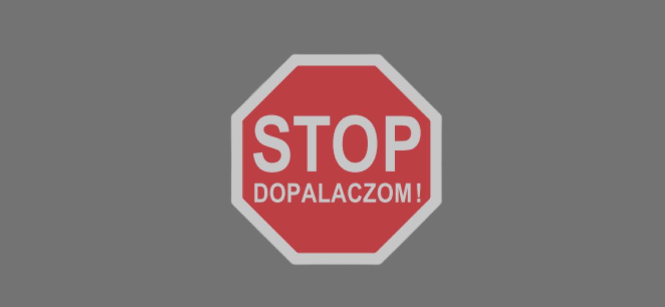 Dopalaczom mówimy STOP - wybieramy zdrowie!